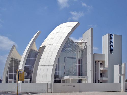 Eglise moderne, Rome