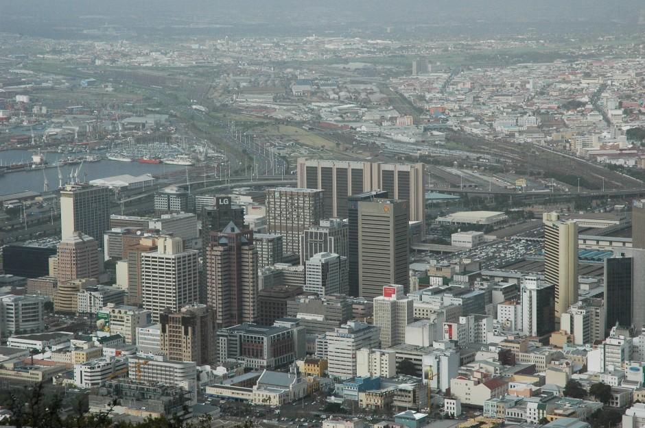 Centre économique Le Cap, Afrique du Sud