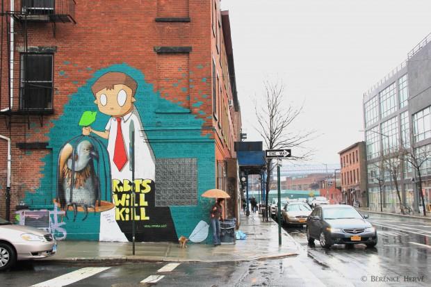 Les artistes de Willliamsburg, Brooklyn
