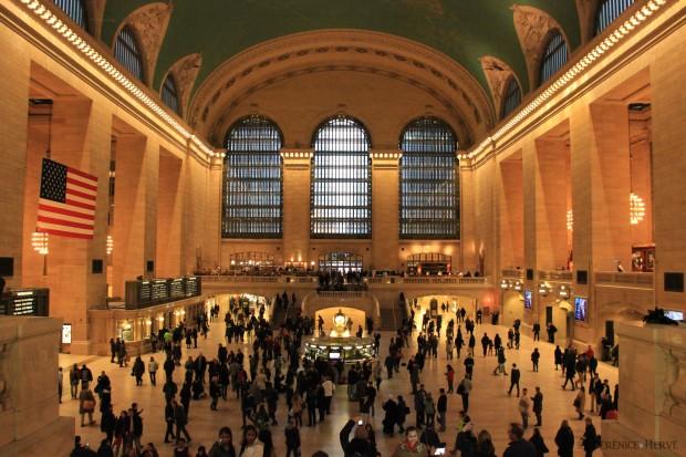 La gare centrale, Manhattan