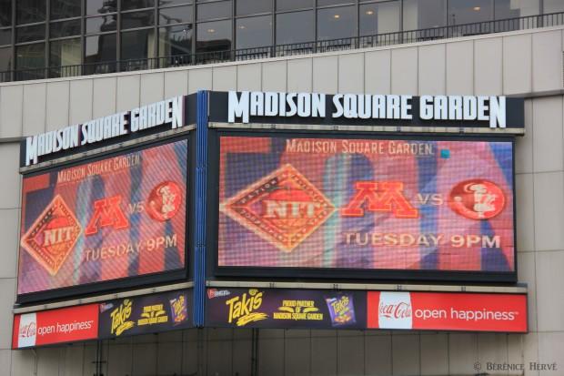Madison Square Garden, Manhattan