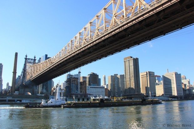 Pont de Queensboro, New York City