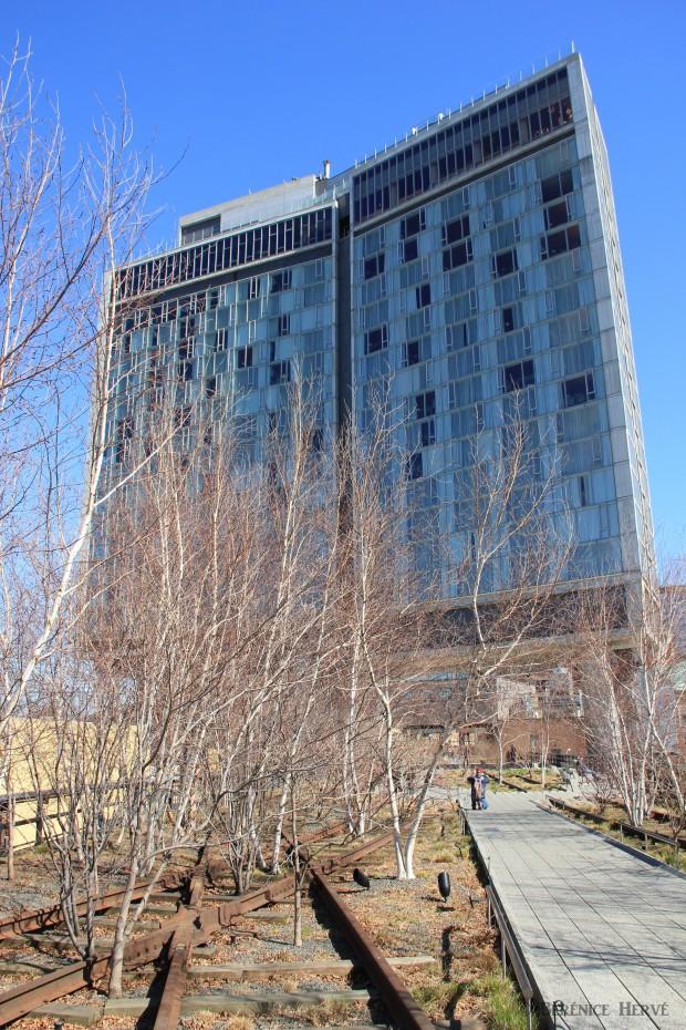 Hôtel Standard de la High Line, Manhattan