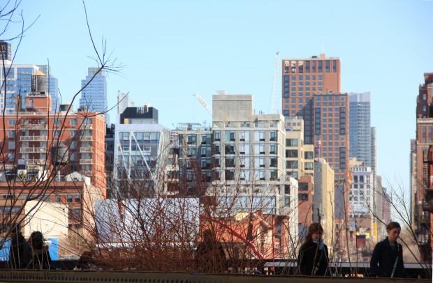 high line et immobilier, Manhattan