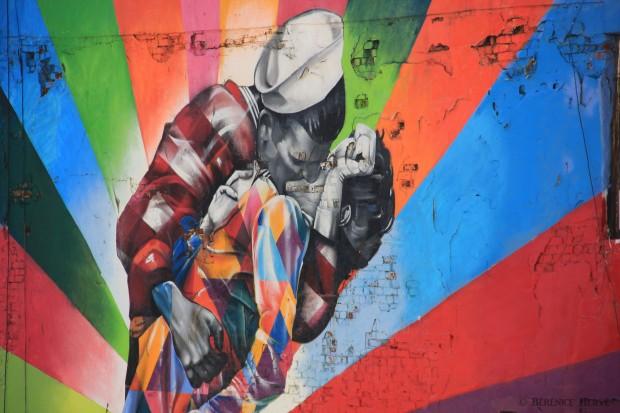 Street art à la high line, Manhattan