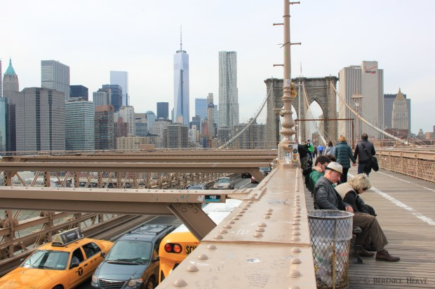 Pont de Brooklyn, New York City