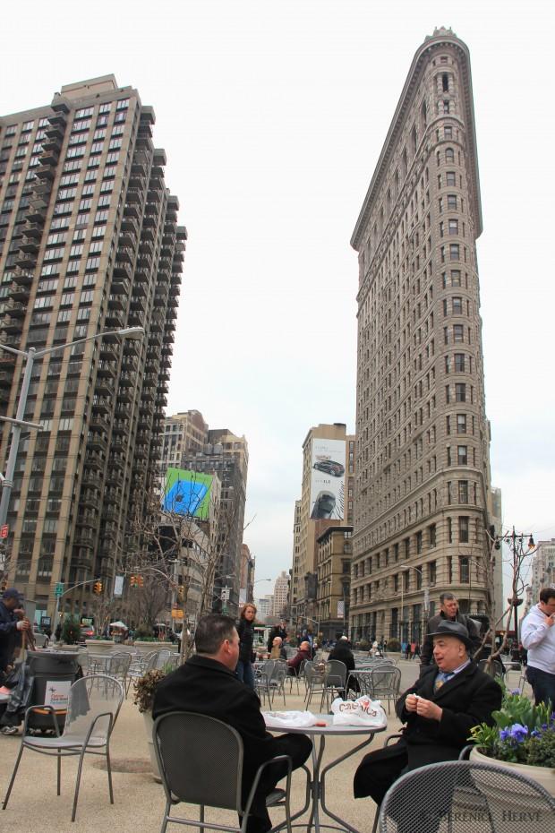Flatiron building, Manhattan