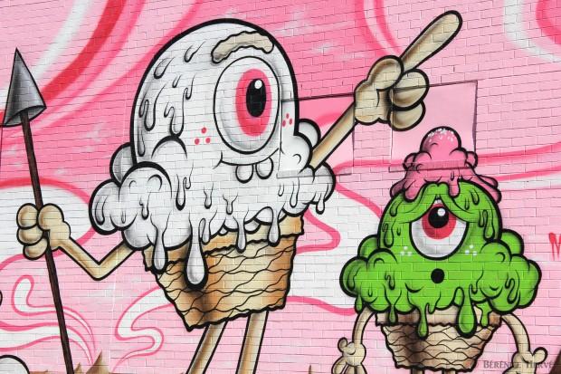 les artistes de Greenpoint, Brooklyn