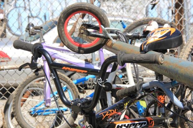Bike park sur le site de la raffinerie de sucre Domino, Brooklyn