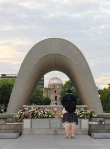 Memorial de la paix (photo par B. Hervé)