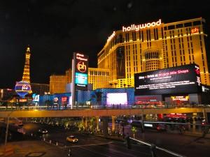 Strip Las Vegas (photo B. Hervé)